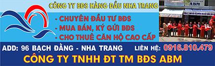 Liên hệ: 0916810479 Tuấn Anh - Công Ty TNHH ĐT TM BĐS ABM