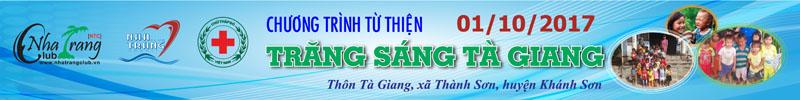 Chương trình Trung Thu Trăng Sáng Tà Giang