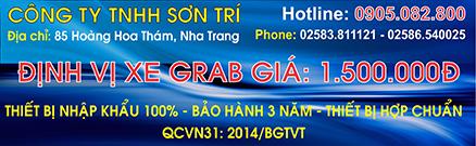 CÔNG TY TNHH SƠN TRÍ - Địa chỉ : 52 Yersin , TP Nha Trang , Khánh Hòa - Phone: 0583.811121 - 0586.540025
