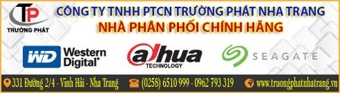 CÔNG TY TNHH PTCN TRƯỜNG PHÁT NHA TRANG -  36 Đường 2/4 - P. Vĩnh Hải - Nha Trang - Hotline: (02586).510.999 - 0962 793 319